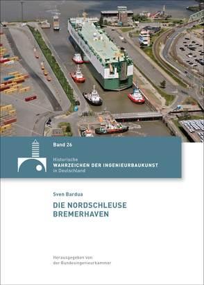 Die Nordschleuse Bremerhaven von Bardua,  Sven