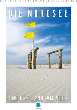 Die Nordsee und das Land am Meer (Premium, hochwertiger DIN A2 Wandkalender 2020, Kunstdruck in Hochglanz) von CALVENDO