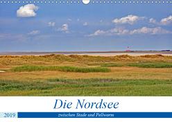 Die Nordsee zwischen Stade und Pellworm (Wandkalender 2019 DIN A3 quer) von Braunleder,  Gisela