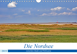 Die Nordsee zwischen Stade und Pellworm (Wandkalender 2019 DIN A4 quer) von Braunleder,  Gisela