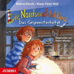 Die Nordseedetektive [2] von Göschl,  Bettina, Missler,  Robert, Wolf,  Klaus-Peter