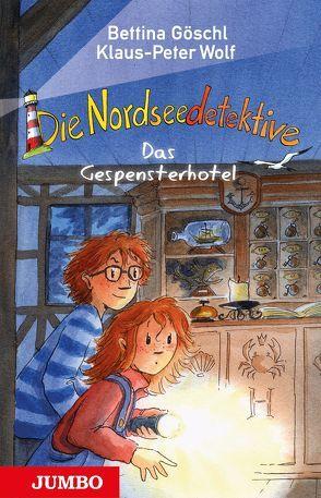 Die Nordseedetektive [2] von Göschl,  Bettina, Harvey,  Franziska, Wolf,  Klaus-Peter