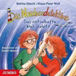 Die Nordseedetektive [3] von Göschl,  Bettina, Missler,  Robert, Wolf,  Klaus-Peter