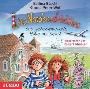 Die Nordseedetektive Folge 1 von Göschl,  Bettina, Missler,  Robert, Wolf,  Klaus-Peter
