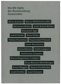 Die NS-Opfer der Kummenberg-Gemeinden von Walser,  Harald
