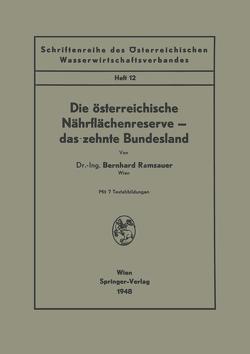 Die österreichische Nährflächenreserve — das zehnte Bundesland von Ramsauer,  Bernhard