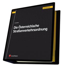Die Österreichische Straßenverkehrsordnung von Grundtner,  Herbert