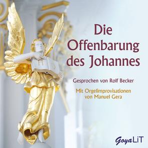 Die Offenbarung des Johannes von Becker,  Rolf