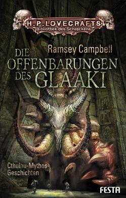 Die Offenbarungen des Glaaki von Campbell,  Ramsey
