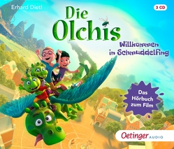 Die Olchis von Dietl,  Erhard, Dreke,  Dagmar, Gustavus,  Frank, Michaelis,  Eva, Schreier,  Nadine, Wendland,  Jens