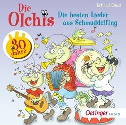 Die Olchis von Dietl,  Erhard, Dreke,  Dagmar, Kirchberger,  Stephanie, Michaelis,  Eva, Missler,  Robert, Pusch,  Bastian