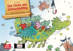 Die Olchis aus Schmuddelfing. Kamishibai Bildkartenset von Dietl,  Erhard