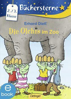 Die Olchis im Zoo von Dietl,  Erhard