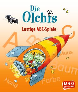 Die Olchis – Lustige ABC-Spiele von Becker,  Christian, Dietl,  Erhard