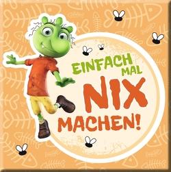 """Die Olchis Magnet """"Nix machen"""" von Dietl,  Erhard"""