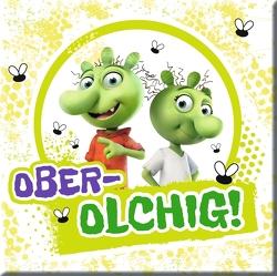 """Die Olchis Magnet """"Ober-olchig"""" von Dietl,  Erhard"""