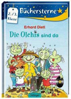 Die Olchis sind da von Dietl,  Erhard