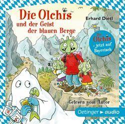 Die Olchis und der Geist der blauen Berge von Dietl,  Erhard