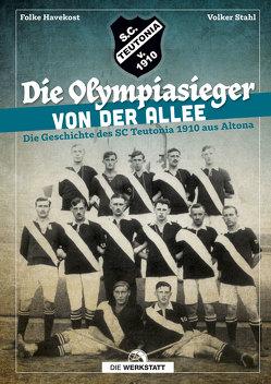 """""""Die Olympiasieger von der Allee"""" von Havekost,  Folke, Stahl,  Volker"""