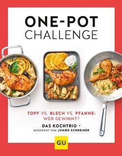 Die One-Pot-Challenge von Kintrup,  Martin, Schocke,  Sarah, Schreiner,  Jumbo, Schumann,  Sandra