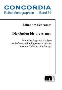 Die Option für die Armen von Schramm,  Johannes