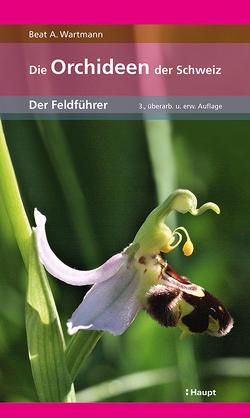 Die Orchideen der Schweiz von Wartmann,  Beat A.