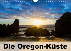 Die Oregon-Küste (Wandkalender 2019 DIN A4 quer) von Hitzbleck,  Rolf