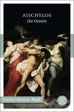Die Orestie von Aischylos, Droysen,  Johann Gustav