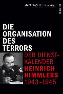 Die Organisation des Massenmordes von Holler,  Martin, Leleu,  Jean-Luc, Pohl,  Dieter, Pruschwitz,  Thomas, Uhl,  Matthias