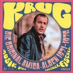 Die Original Amiga Alben 1971-1976 (Schallplatten) von Fischer,  Günther, Krug,  Manfred