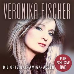 Die Original Amiga-Alben mit exklusiver DVD von Fischer,  Veronika