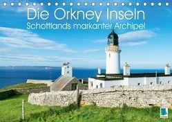 Die Orkney Inseln: Schottlands markanter Archipel (Tischkalender 2018 DIN A5 quer) von CALVENDO,  k.A.