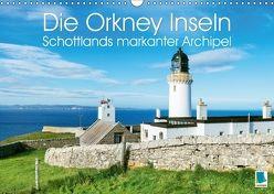Die Orkney Inseln: Schottlands markanter Archipel (Wandkalender 2018 DIN A3 quer) von CALVENDO,  k.A.