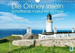 Die Orkney Inseln: Schottlands markanter Archipel (Wandkalender 2018 DIN A4 quer) von CALVENDO,  k.A.