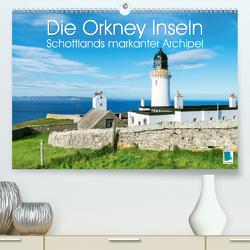 Die Orkney Inseln: Schottlands markanter Archipel (Premium, hochwertiger DIN A2 Wandkalender 2020, Kunstdruck in Hochglanz) von CALVENDO