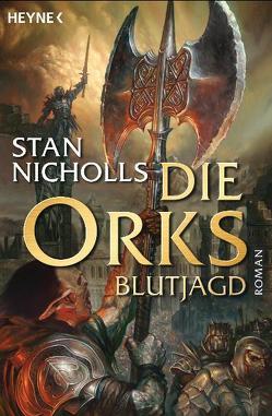 Die Orks – Blutjagd von Langowski,  Jürgen, Nicholls,  Stan