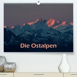 Die Ostalpen (Premium, hochwertiger DIN A2 Wandkalender 2020, Kunstdruck in Hochglanz) von Günter Zöhrer,  Dr.