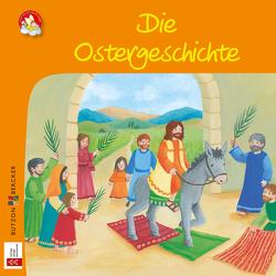 Die Ostergeschichte von Krömer,  Astrid, Lörks,  Vera