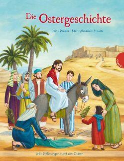 Die Ostergeschichte von Beutler,  Dörte, Schulze,  Marc-Alexander