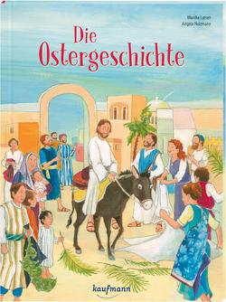 Die Ostergeschichte von Holzmann,  Angela, Larsen,  Monika