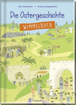 Die Ostergeschichte von Langenbacher,  Andrea, Sternbaum,  Nico