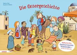 Die Ostergeschichte. Bildkarten fürs Erzähltheater Kamishibai von Göhlich,  Susanne, Zett,  Sabine