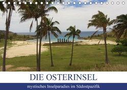 Die Osterinsel – mystisches Inselparadies im Südostpazifik (Tischkalender 2018 DIN A5 quer) von Astor,  Rick