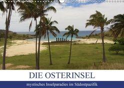 Die Osterinsel – mystisches Inselparadies im Südostpazifik (Wandkalender 2018 DIN A3 quer) von Astor,  Rick