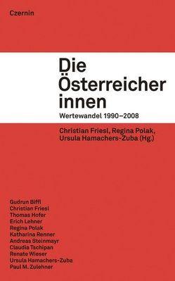 Die Österreicher/-innen von Friesl,  Christian, Hamachers-Zuba,  Ursula, Polak,  Regina