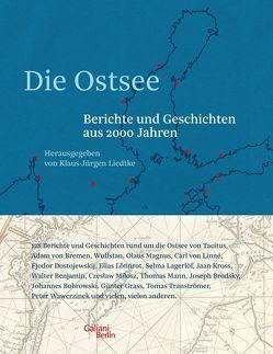 Die Ostsee von Liedtke ,  Klaus-Jürgen
