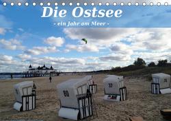 Die Ostsee – Ein Jahr am Meer (Tischkalender 2021 DIN A5 quer) von Wynands,  Alexander