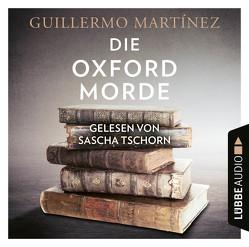 Die Oxford-Morde von Ammar,  Angelica, Martínez,  Guillermo, Tschorn,  Sascha