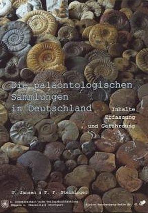 Die paläontologischen Sammlungen in Deutschland von Janßen,  Ulrich, Steininger,  Fritz