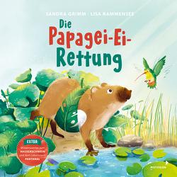 Die Papagei-Ei-Rettung von Grimm,  Sandra, Rammensee,  Lisa